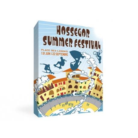 Tableau Hossegor Summer Festival