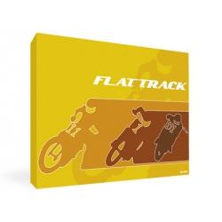 Tableau Flat track