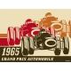 Tableau Grand Prix Automobile