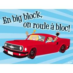 Poster Big block