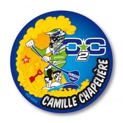 Sticker Camille Chapelière