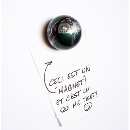 Bullitt magnet