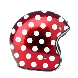 Helmet dot sticker
