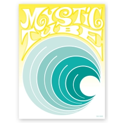 Mystic Tube art print