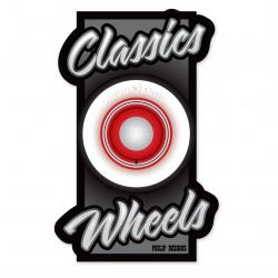 Sticker Classics Wheels