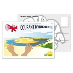 Sortie du Courant d'Huchet