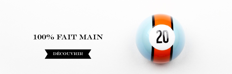 Le magnet revisité avec une vision plus moderne et où celui devient un objet design